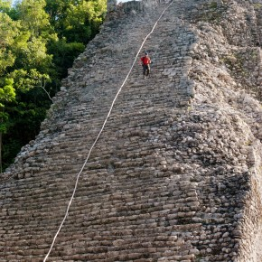 Yucatan Peninsula - Day 3 - Cobá