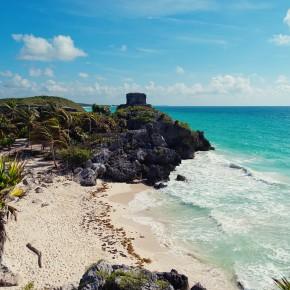 Yucatan Peninsula - Day 1 - Tulum