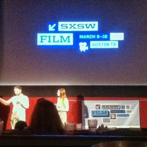 SXSW 2013 - a first-timer's film festival wrap-up.