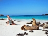 best beach in the Galapagos