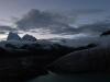 sunrise looking onto Everest