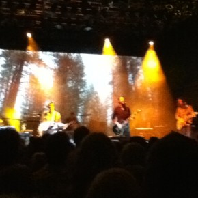 Band of Horses - good show