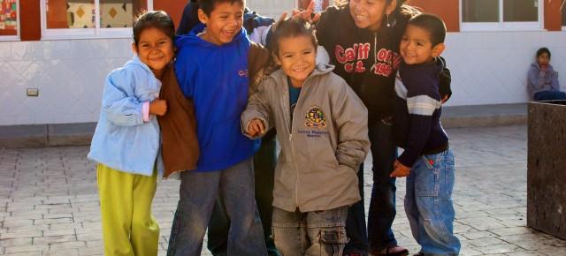 Fundraising for Child and Youth Scholarships at Niños y Niñas de México, A.C.