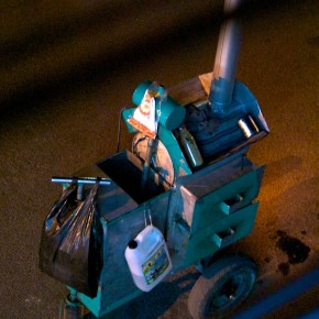 Late night banana-cart chronicles