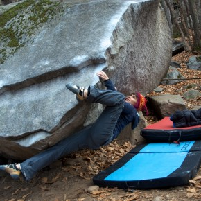 Return to the Winter Bouldering Grounds