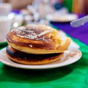 mmmmm...pancakes